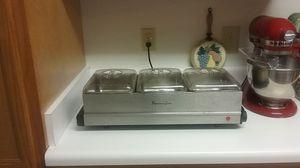 Professional series Buffet Service-Collezioni for Sale in Vidalia, GA