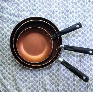 Frying pan set for Sale in Fairfax, VA