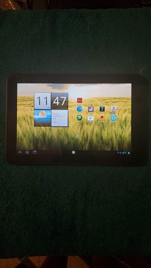 Acer Iconia Tab A200 Tablet ( 10.1 ) for Sale in Houston, TX