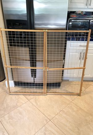 Mid west dog gate for Sale in Fort Lauderdale, FL