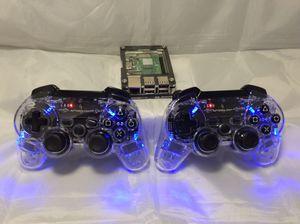Retro Arcade Mini Game System 7k Games Retropie Raspberry Pi for Sale in Dallas, TX