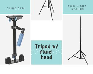 Video Equipment for sale for Sale in Arlington, TX