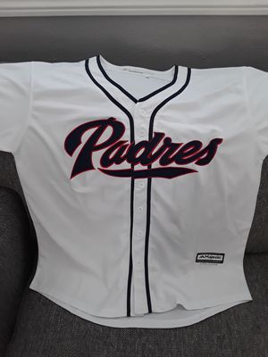 SD PADRES OLDSKOOL JERSEY for Sale for sale  San Diego, CA