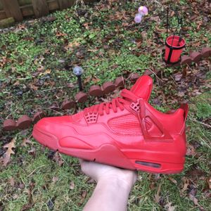 2015 Jordan 4 11lab4 in red size 9.5 for Sale in Fairfax Station, VA