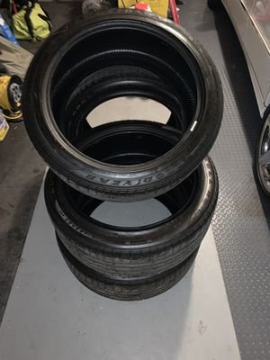 GoodYear Eagle RS A2- [245/45z/r20] (All-Season) Tires for Sale in Alexandria, VA