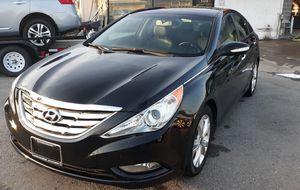 2013 Hyundai Sonata Limited for Sale in Nashville, TN