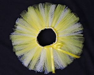 Hand knotted baby tutu for Sale in Annandale, VA