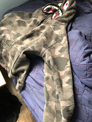 Bape hoodie Size Small for Sale in Grosse Pointe Woods, MI