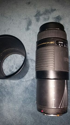 Quantaray zoom lens for dig Canon SLR. for Sale in Red Oak, TX