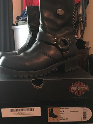 Harley Davidson Ladies Riding Boots for Sale in Austin, TX