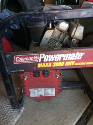Excellent Power generator 3000 for Sale in Dearborn, MI