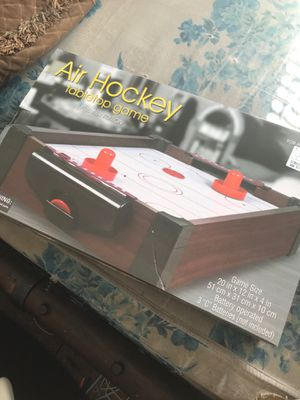 Table top air hockey table (unopened) for Sale in Portland, OR