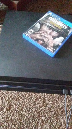 Ps4 Pro With Mk 11 for Sale in Valley View, OH