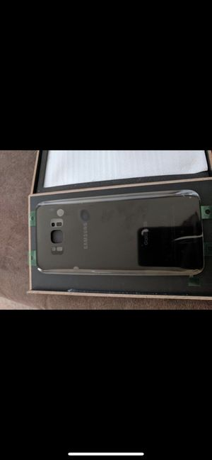 Samsung Galaxy S8 Back Cover Replacement (Brand New) for Sale in Irvine, CA