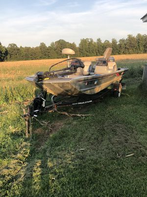 Bass tracker Proteam 185 for Sale in Mechanicsville, VA