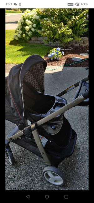 Graco stroller and car seat for Sale in Spanaway, WA