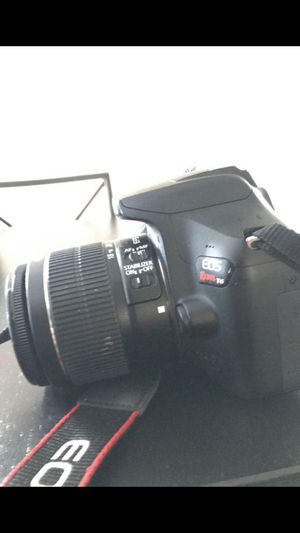 Camera T6 for Sale in Portland, OR