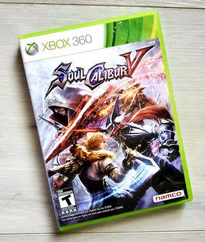 Soul Calibur V (Microsoft Xbox 360, 2012) Video Game for Sale in VLG WELLINGTN, FL