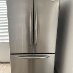 Maytag Stainless Steel Fridge for Sale in Santa Ana, CA