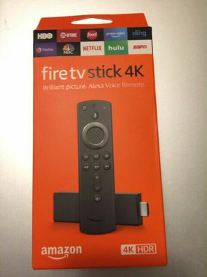 Brand New Amazon JB TV 3rd Gen for Sale in Tracy, CA