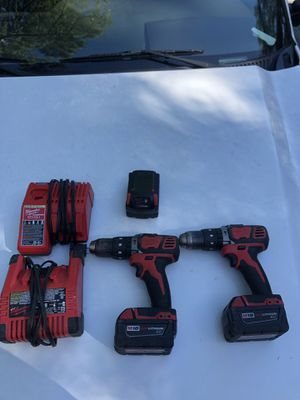 Milwaukee M18 Drills for Sale in Hilton Head Island, SC