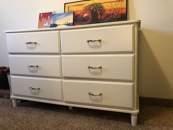 """IKEA """"TYDESSAL"""" Dresser- save $$ and assembly time"""