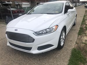 2016 Ford Fusion for Sale in Philadelphia, PA