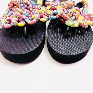 Wedge Women Slip Ons With Beads Decor for Sale in Frederick, MD