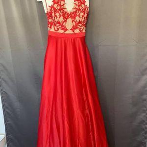 Red Dress for Sale in Lake Villa, IL