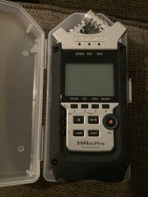 Zoom Recorder for Sale in Powder Springs, GA