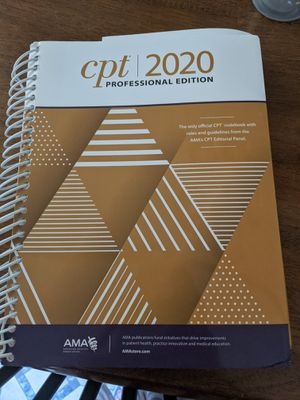 CPT 2020 Professional Edition for Sale in Elizabethtown, PA