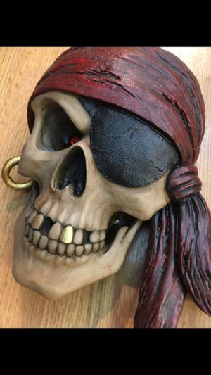 Pirate with Bones. Wall Decor. Unique style for Sale in Westminster, CA