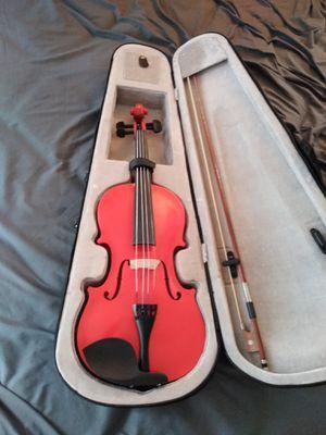 New Violin and case for Sale in Rocklin, CA