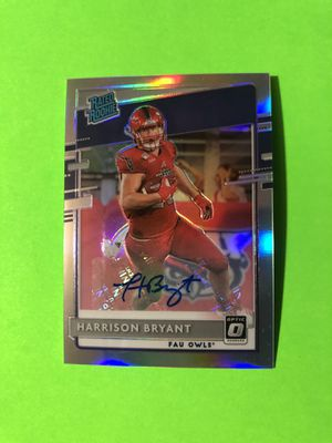 Harrison Bryant Signed Card for Sale in Fresno, CA
