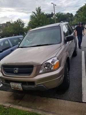 Honda pilot 2004 for Sale in Gaithersburg, MD