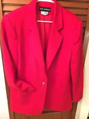 Blazer, Ladies Red size 14 for Sale in French Creek, WV