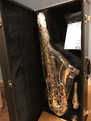 Yamaha tenor saxophone for Sale in Toms River, NJ
