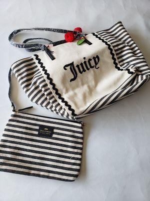 Juicy Couture Cabana Tote Bag for Sale in Santa Fe Springs, CA