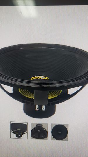 AUDIO LEGION PRO WOOFER 18 for Sale in Irving, TX