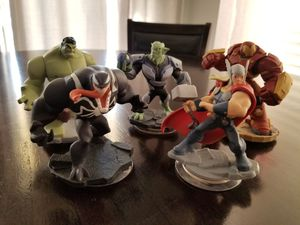Disney Infinity Marvel Characters (3.0) for Sale in Chandler, AZ