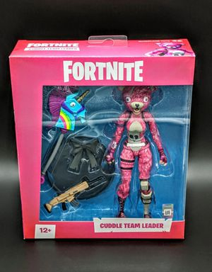 Fortnite Team Cuddle Action Figure S1 for Sale in San Jose, CA