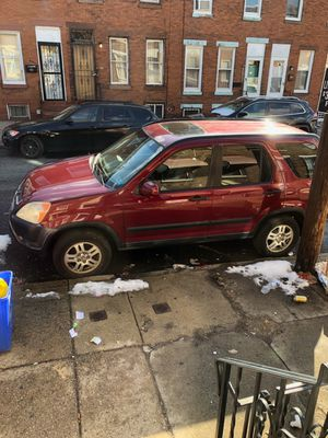 2002 honda crv for Sale in Philadelphia, PA