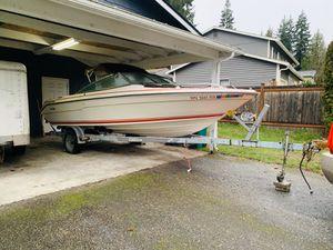 Searay 22 boat 1998 boat trailer for Sale in Kirkland, WA