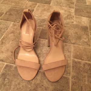 Nude Strapped Heels for Sale in Ashburn, VA