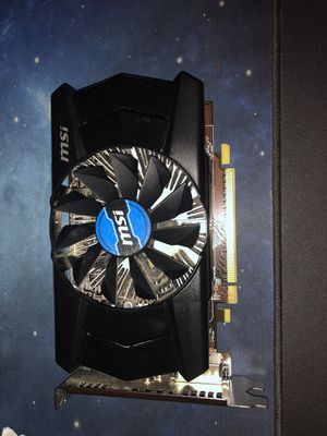 MSI video card for Sale in Port Orchard, WA
