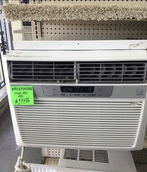 10,000 BTU FRIDGIDAIRE AC WINDOW UNIT for Sale in Pasadena, TX