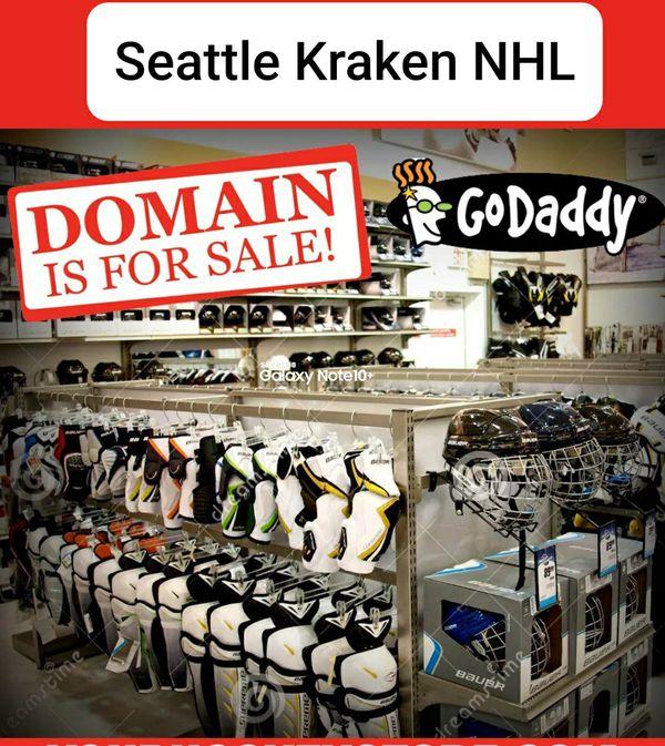 Seattle Kraken Domain names.
