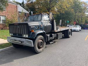 GMC Topkick Flatbed Rollback Tow Truck for Sale in New Haven, CT