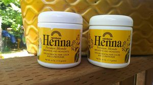 Henna for hair Persian Blonde for Sale in Maple Falls, WA