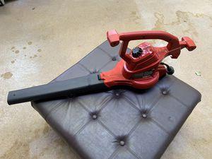 Leaf blower and vacuum for Sale in Newport Beach, CA